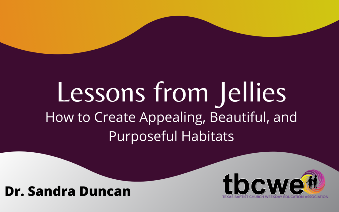 Lessons From Jellyfish: How To Create Appealing, Beautiful, and Purposeful Environments